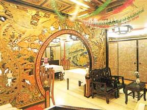 中国人料理長孫先一の本格中華をリーズナブルに楽しめます